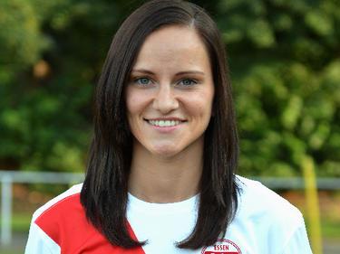 Irini Ioannidou erzielte das 3:0 für die SGS Essen