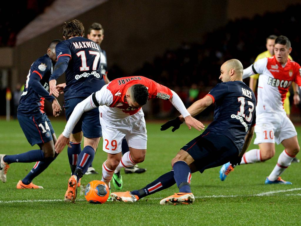 paris saint germain tabelle