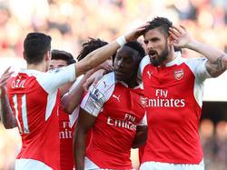 Arsenal wahrt die Chance auf die direkte Champions-League-Teilnahme