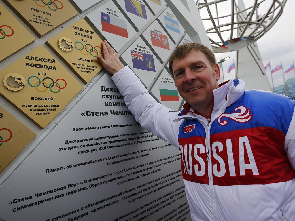 Alexsandr Zubkov wird von der New York Times verdächtigt