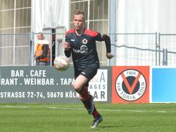 Schnürt in Zukunft für Osnabrück die Fußballschuhe: Jules Reimerink