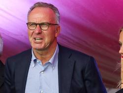 Deutliche Worte von Vorstandsboss Karl-Heinz Rummenigge