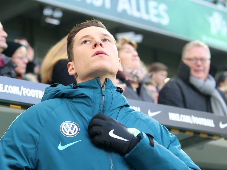 Draxler steht beim VfL Wolfsburg vor dem Aus