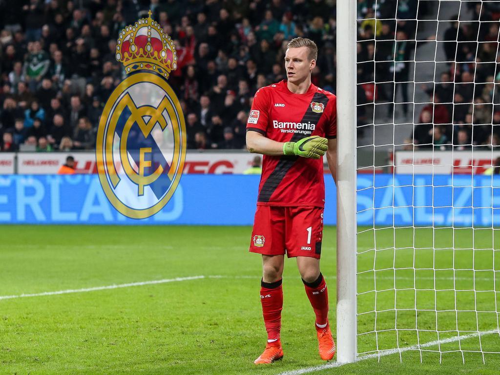 El portero del Leverkusen podría dejar la Bundesliga en verano. (Foto: Getty)
