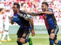 FC Basel gegen FC Sion