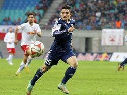 Soares (hier noch im Trikot des FCI) wechselt zum VfL Bochum