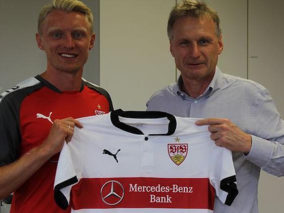Fast fix: Beck zurück in die Bundesliga