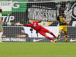 Der BVB glänzte zum Auftakt in Wolfsburg