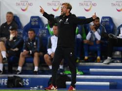 Laut Jürgen Klopp könnte der Titelkampf in der Premier League schon entschieden sein