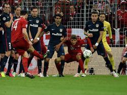 Nach Bayerns CL-Aus kommen keine weiteren Punkte für die Bundesliga hinzu