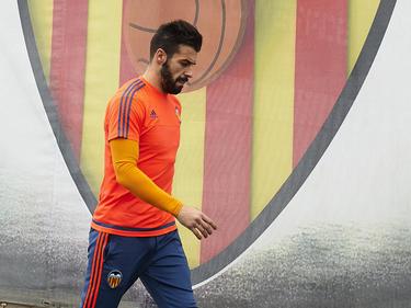 Álvaro Negredo verabschiedet sich zumindest für ein Jahr aus Valencia