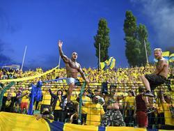 Knapp 66.000 dänische Kronen haben die Fans von Brøndby gesammelt