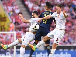 Der FC Köln und Hoffenheim trennten sich mit 1:1