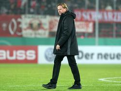 Der HSV-Coach hat Dampf abgelassen