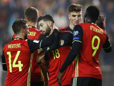Belgien zeigt sich gegen Estland in Torlaune und feiert einen Kantersieg