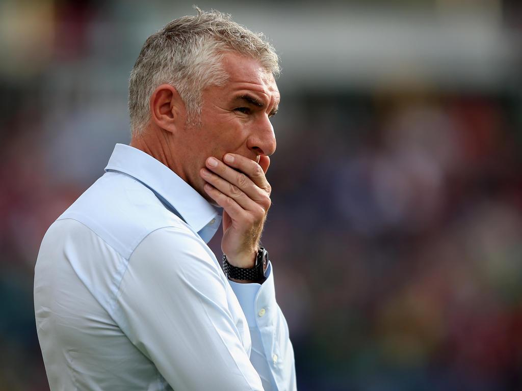 Mirko Slomka könnte sich den Trainer-Job in Wolfsburg vorstellen