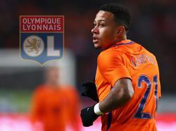 Memphis Depay spielt ab sofort für Olympique Lyon