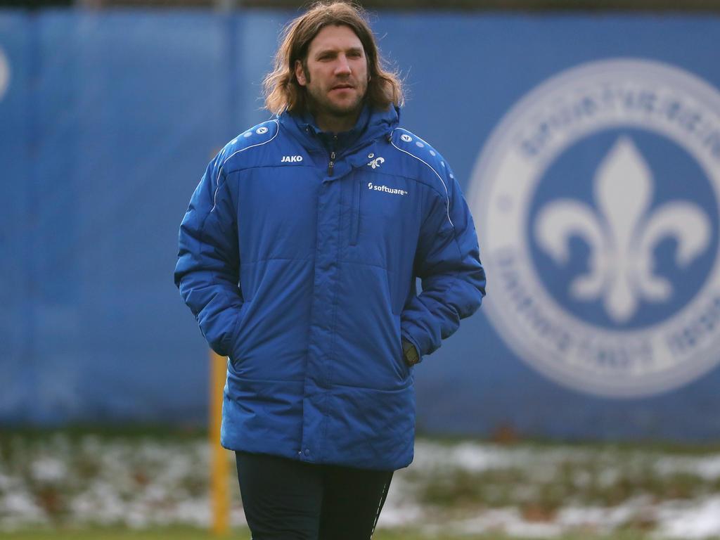 Lilien-Coach Torsten Frings beweist Humor