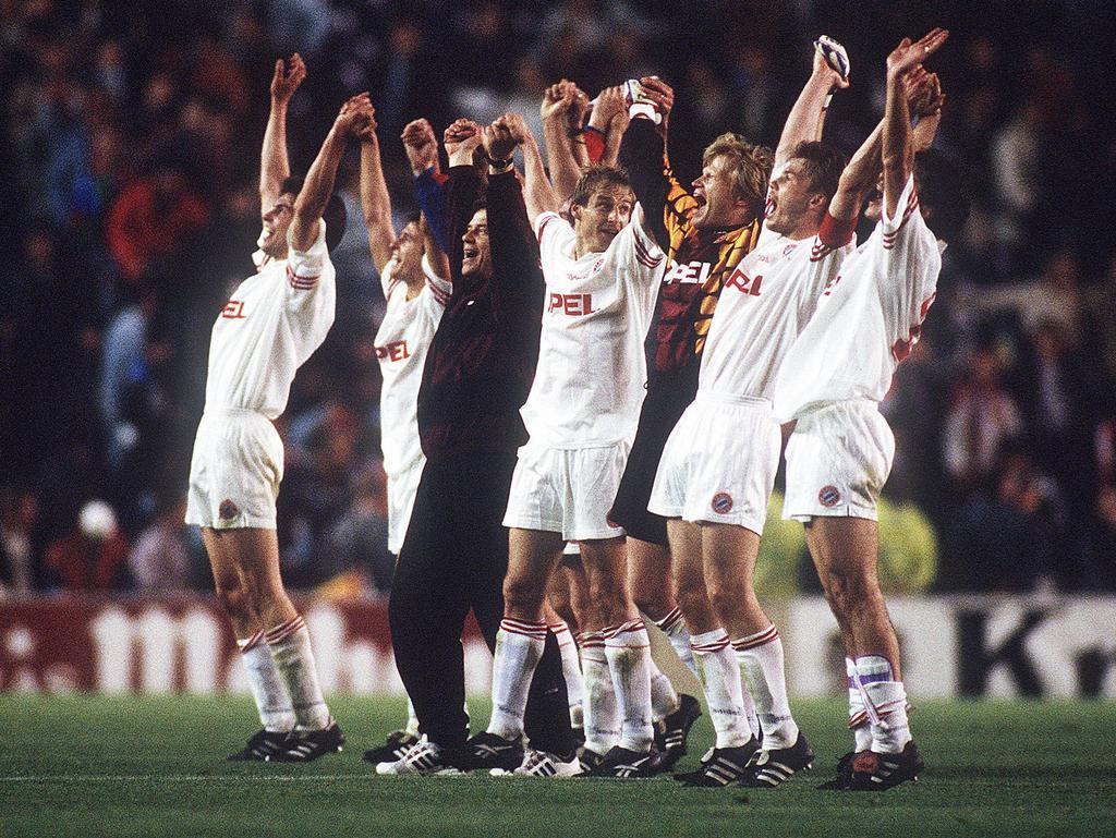 Beste Bayern-Leistung der 90er?