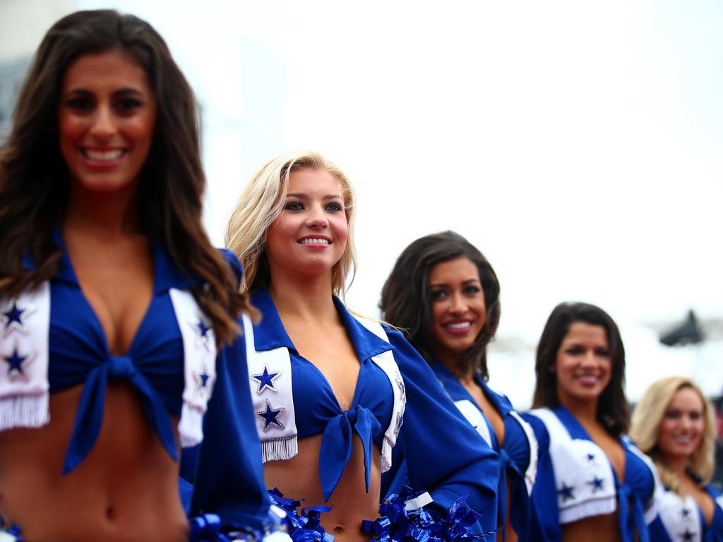Cheerleader in Texas