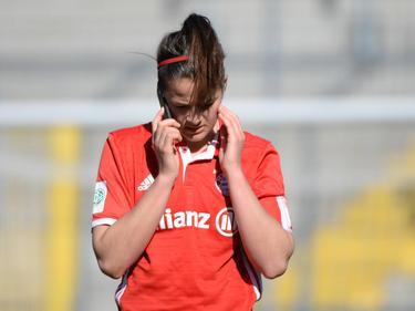 Bleibt vom Verletzungspech verfolgt: Lena Lotzen
