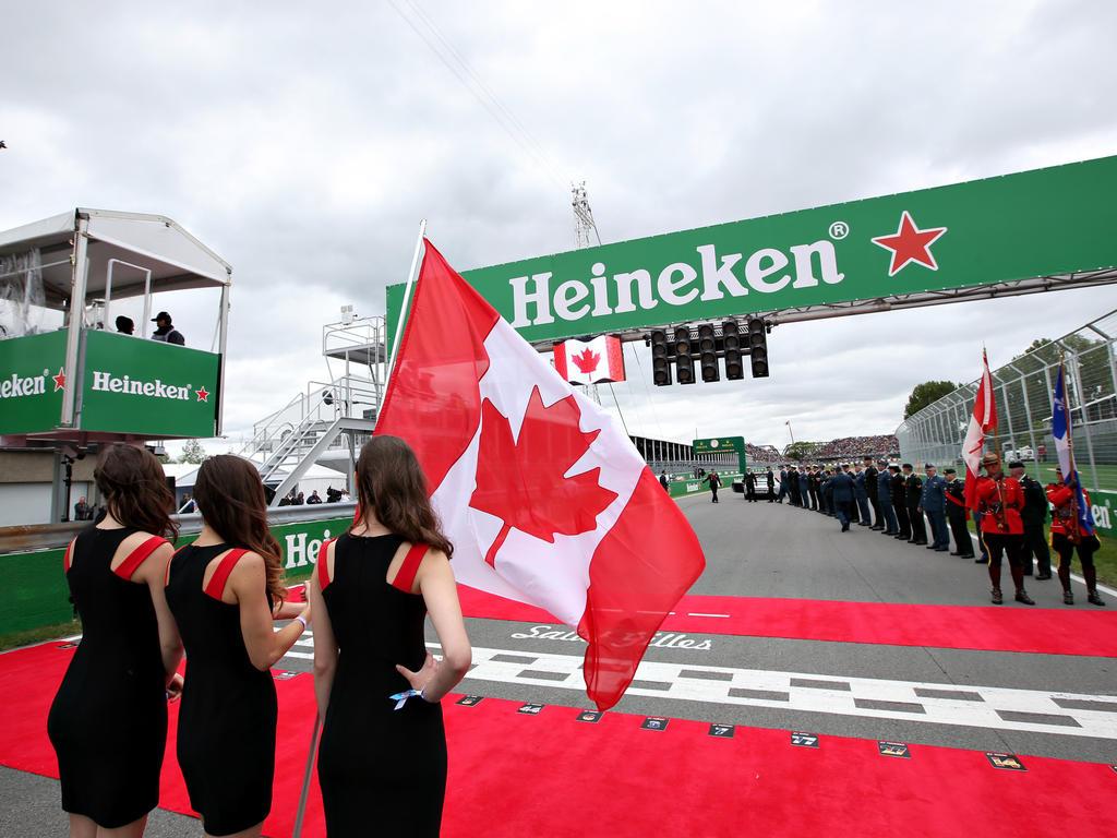 Circuit Gilles-Villeneuve, Kanada