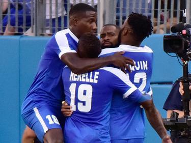 Martinica ha comenzado dando un golpe en la mesa. (Foto: Getty)