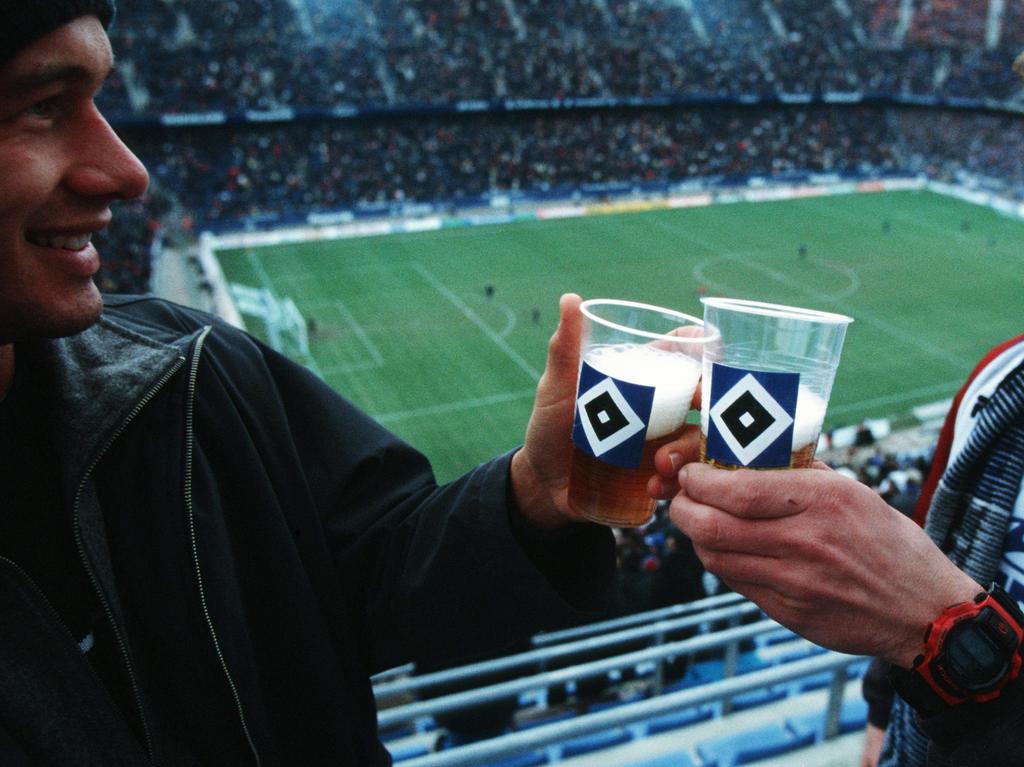 Hamburger SV - 4,30 Euro