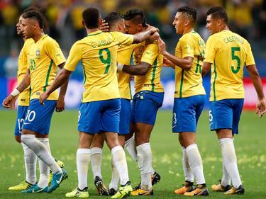 La selección carioca es a priori muy superior a la nipona. (Foto: Imago)