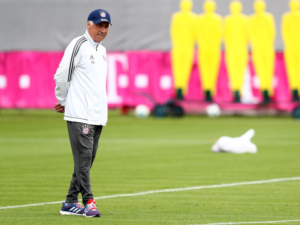 Ancelotti schießt mit deutlichen Worten in Richtung FC Bayern