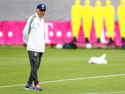 Carlo Ancelotti hat die Kritik an seinen Trainingsmethoden zurückgewiesen