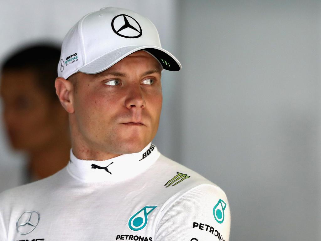 Valtteri Bottas wird aus dem ersten Trainingstag nicht schlau