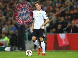 Ist beim FC Bayern durchaus gefragt: Julian Draxler