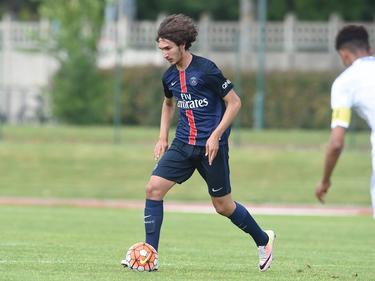 Yacine Adli gilt als eines der größten Talente von Paris Saint-Germain