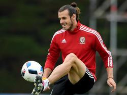 Gareth Bale hat gut lachen, ihm winkt ein neuer Millionen-Deal