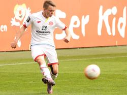 Benjamin Trümner ist nach seiner Tätlichkeit für zwei Spiele gesperrt