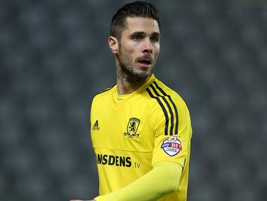 Kike Sola en un encuentro del pasado febrero con el Middlesbrough. (Foto: Getty)