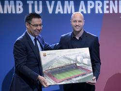 Das neue Stadion wird nach Johan Cruyff benannt
