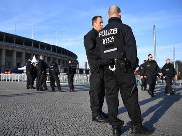 Polizei ist auf das Pokalfinale in Berlin vorbereitet