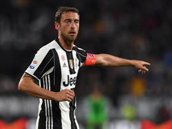Claudio Marchisio anotó un doblete tras el descanso. (Foto: Getty)