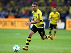 Maximilian Philipp wechselte im Sommer aus Freiburg zum BVB