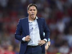Eduardo Berizzo ist auf die Bank des FC Sevilla zurückgekehrt
