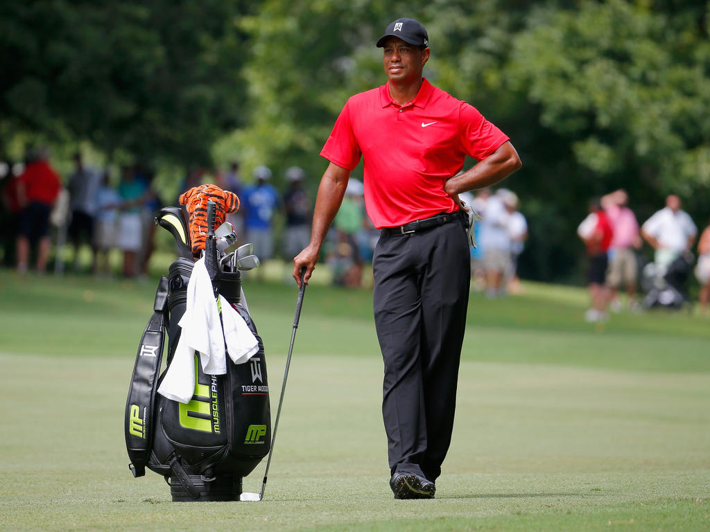 Tiger Woods hat für die US Open gemeldet