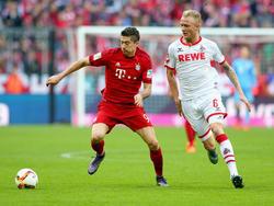 Kevin Vogt (r.) wird zur kommenden Saison 1899 Hoffenheim verstärken