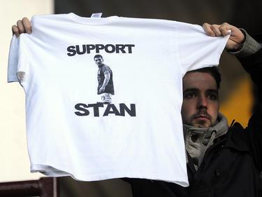 Bei Aston Villa ist Stilian Petrov eine Legende