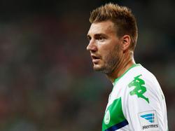 Nicklas Bendtner steht vor einem Wechsel in die zweite englische Liga