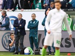 Manager Klaus Allofs hatte Julian Draxler im Sommer 2015 zum VfL Wolfsburg geholt