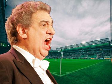 Plácido Domingo llevará la ópera AIDA al Allianz Stadion de Viena. (Foto: Getty)