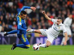 El Celta y el Real Madrid se enfrentaron en Copa del Rey en enero. (Foto: Getty)