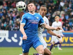 Viel Kampf, wenig Ertrag: Das 1:1 zwischen Bochum und Aue hilft keinem Team richtig weiter